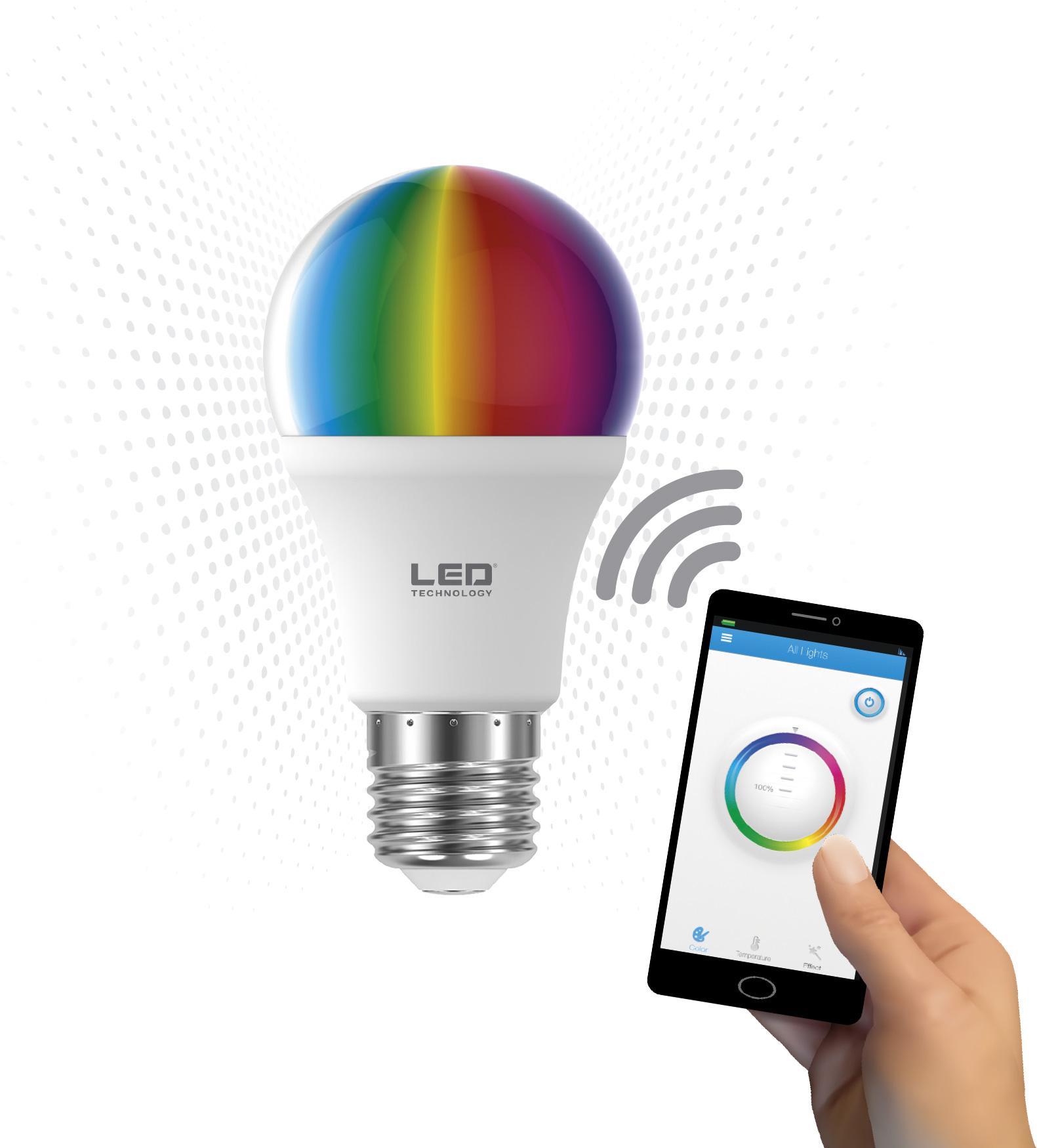GreenPlux srl LAMPADINA MIDI LIGHT SMART EQ 10W PROMO SMART LIGHT
